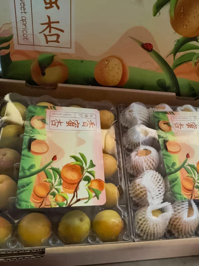香蜜杏礼盒